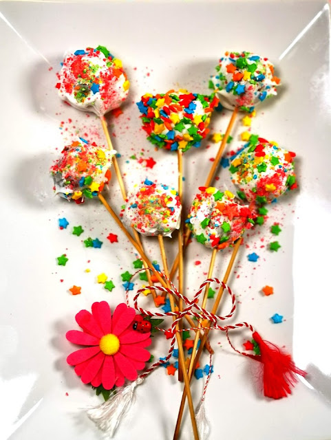 Cake Pops - martisoare dulci