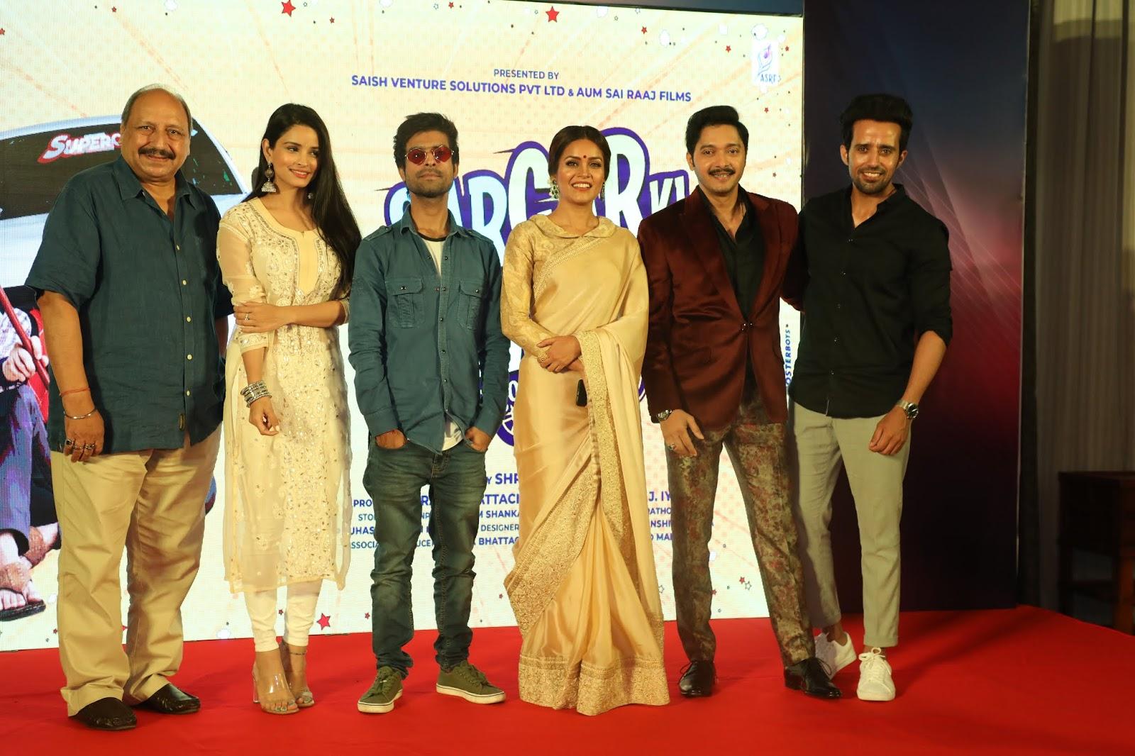 Mumbai News Network Latest News: Shreyas Talpade's Next Directorial Venture To Be A Socio-Family Laugh Riot 'SarCAR Ki Seva Mei'