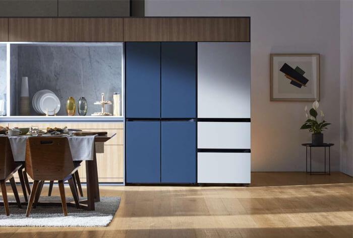 frigoriferi samsung linea bespoke