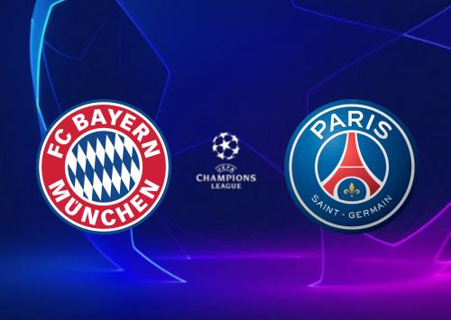 Bayern Munich vs PSG -Highlights 07 April 2021