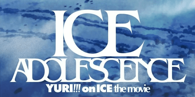 Yuri on ice película anime estreno Ice Adolescence
