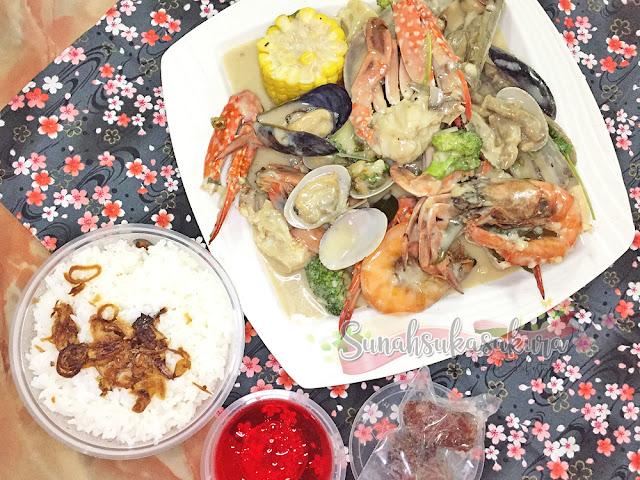 menu shellout ramadhan delivery and takeaway pulai springs resort