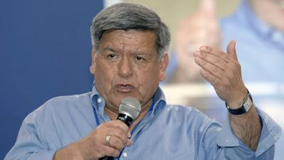 JEE excluyó a César Acuña de plancha presidencial de APP