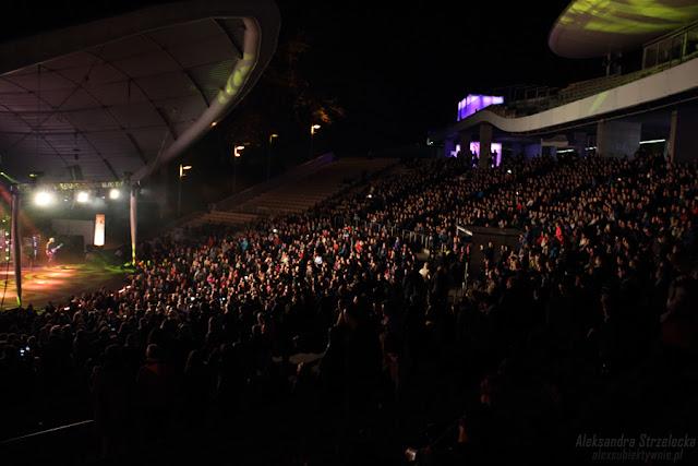 Amfiteatr Opolski - relacja z koncertu