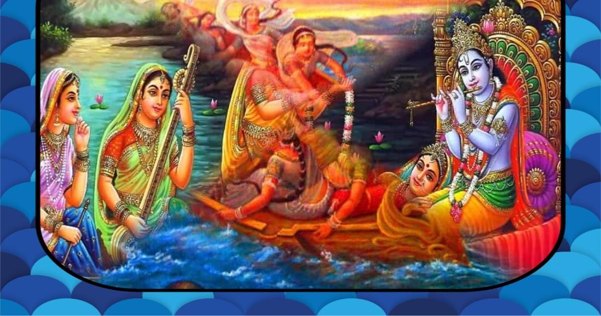 Yamunaa Theera Vihaari - Bhajan Lyrics   Bhajan Lyrics World