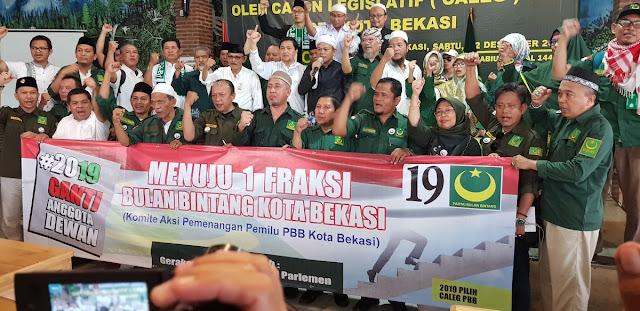 Sekjen PBB Serang Prabowo, Caleg PBB Ikrar Dukung Prabowo-Sandi