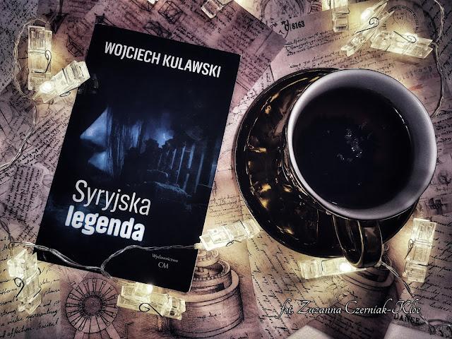 """Handel ludźmi, porwania i zaginione dzieła sztuki – """"Syryjska legenda"""" Wojciecha Kulawskiego *Zuzanna"""