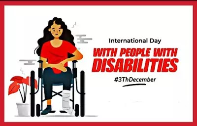 International day for people with Disability