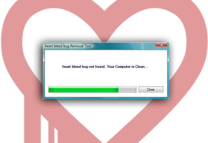 Beware Of Fake 'HeartBleed Bug Remover Tool', Hijacks System with Malware