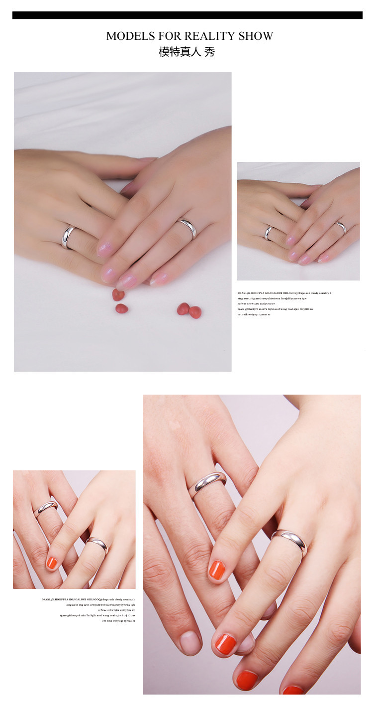 F2M Shop: Gold Plated Wedding Ring Couples Rings