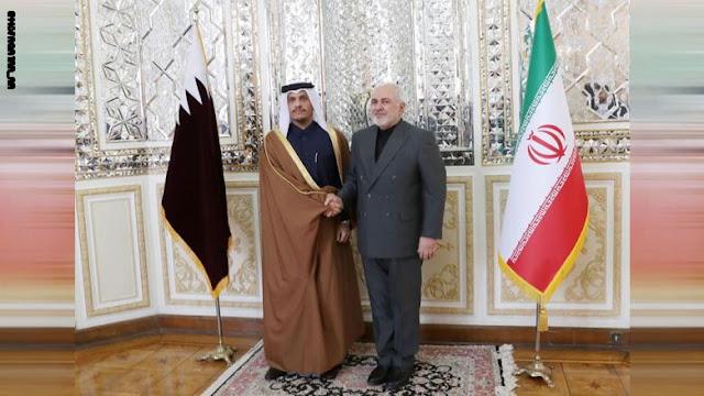 """""""إيران تحوّل علم قطر للأسود"""" يبرز بتويتر.. ما رأي دبلوماسي سابق؟"""
