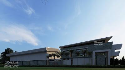รับออกแบบออฟฟิศ2ชั้น โรงงาน บริษัท เอ็นพีเค อินโนเวชั่น จำกัด ต.ตาขัน อ.บ้านค่าย จ.ระยอง