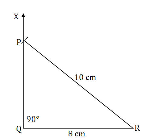 NCERT Solutions for Class 7 Maths Ch 10 Practical Geometry Exercise 10.5 Answer 1
