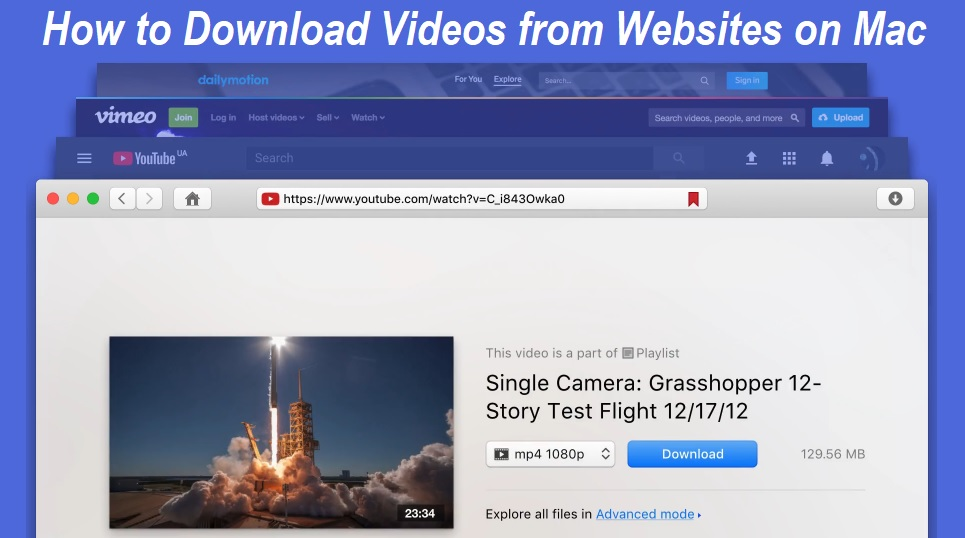 How to Download Videos from Websites