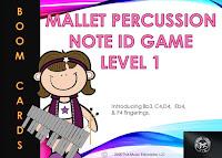 Mallet Percussion - Lvl 1