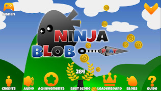 Ninja Blob Asset Pack Screenshot 1