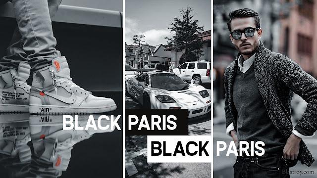 black paris