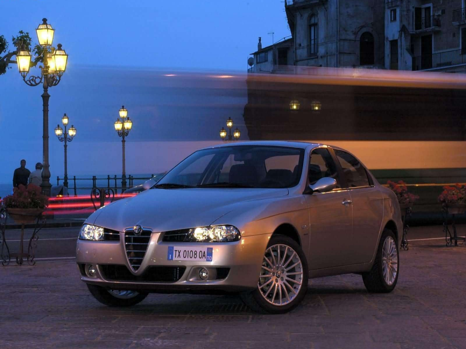 car pictures alfa romeo 156 2 4 jtd 2003. Black Bedroom Furniture Sets. Home Design Ideas