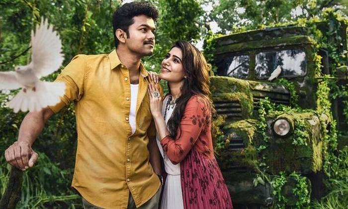 Mersal box office: Vijay-Atlee movie breaks records