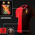 Walon divulga as novas camisas do Melgar