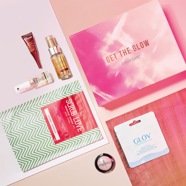 Look Fantastic Get The Glow Box
