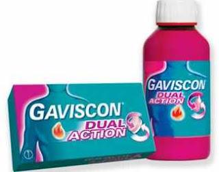 gaviscon yan etkileri
