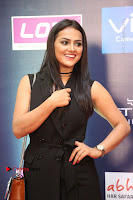 Actress Shraddha Srinath Stills in Black Short Dress at SIIMA Short Film Awards 2017 .COM 0022.JPG