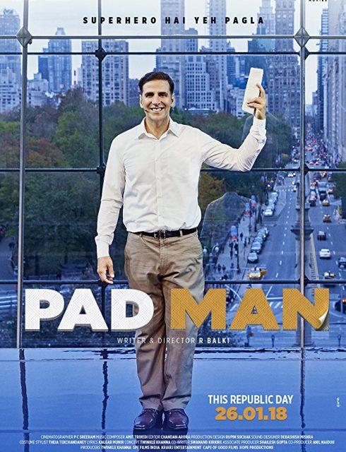 مشاهدة فيلم Padman 2018 مترجم HD