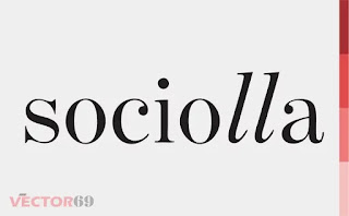 Logo Sociolla - Download Vector File PDF (Portable Document Format)