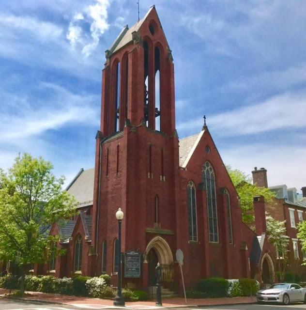 DC's first confirmed coronavirus victim, an Episcopal priest, 'feeling pretty good,' says church