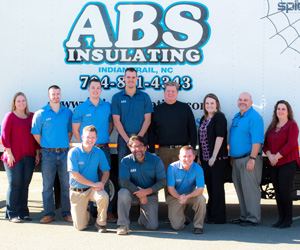 ABS Insulating Team Photo