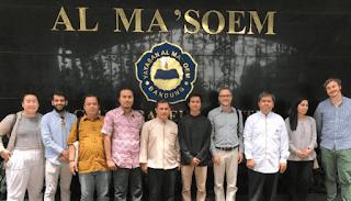Jurusan teknologi pangan & Jurusan bahasa inggris di Bandung