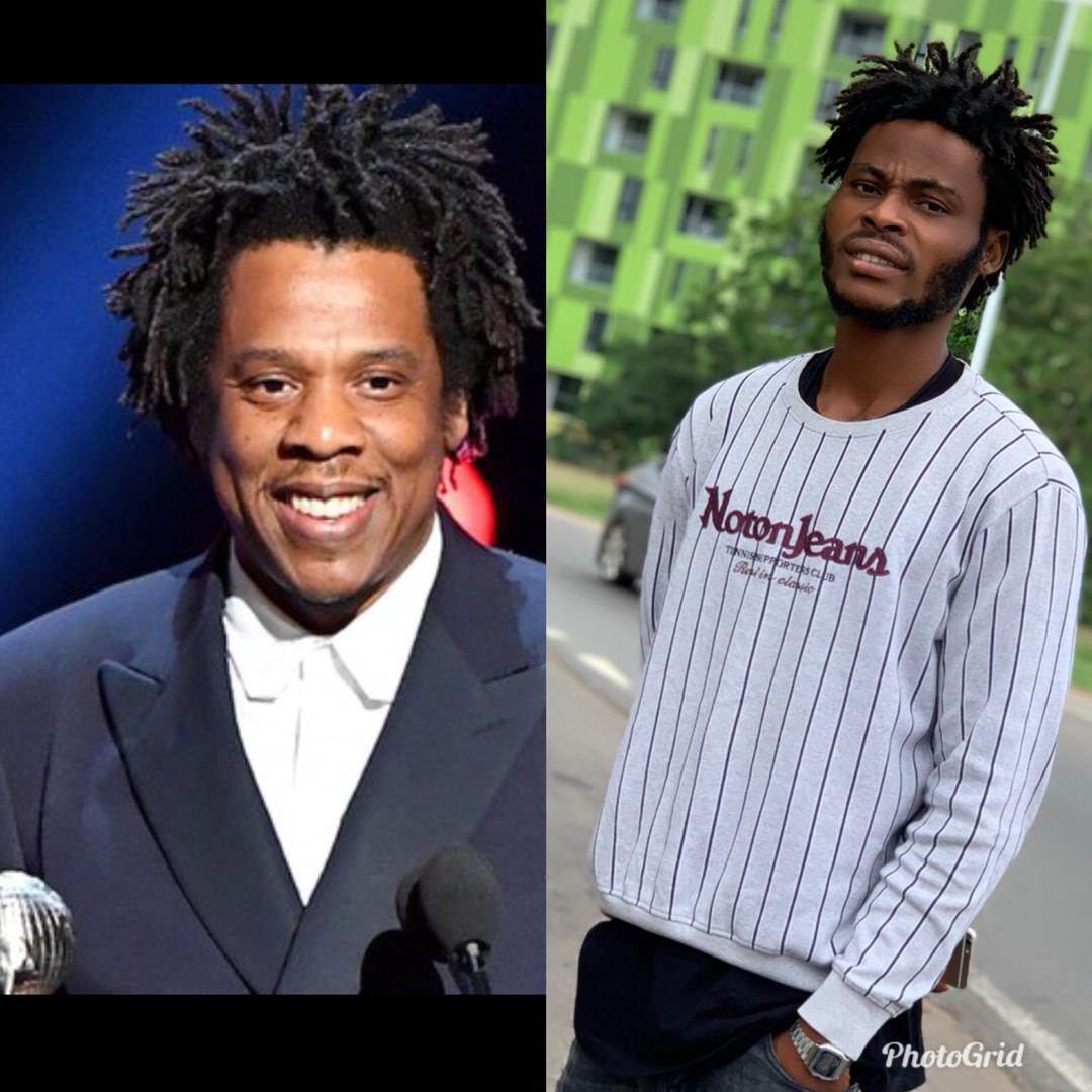 Fresh Money Is Not Coping Hairstyle From Jay-Z ( The News Break