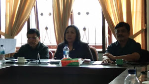Resahkan Warga, FOKAL Adukan Maraknya Kafe Esek-esek, Togel dan Jakpot ke DPRD Samosir