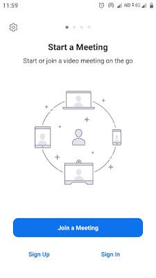 Zoom ऐप क्या है। इससे वीडियो कॉन्फ़्रेंसिंग कैसे करें