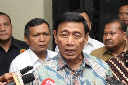 Pemerintah Akan Tutup Media? Wiranto: Maksudnya Media Sosial, Bukan Media Massa