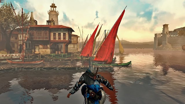 Assassin's Creed Revelation CryNation 2.0 Graphics mod - Download