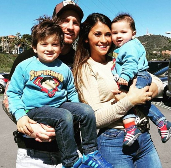 lionel messi baby mama wedding