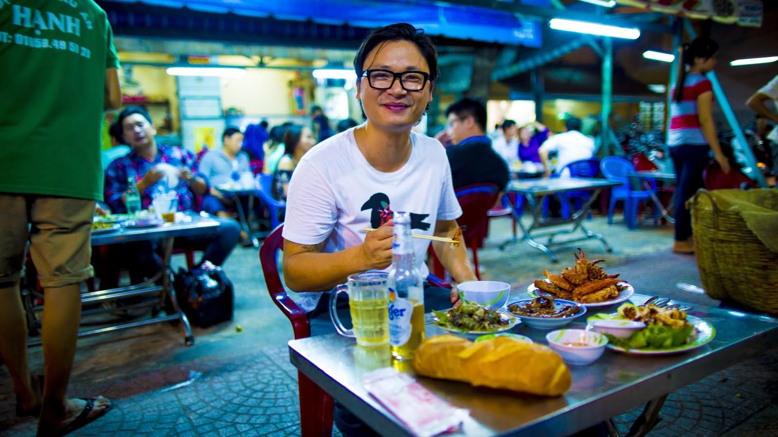 Luke Nguyen Street Food Asia Kuala Lumpur