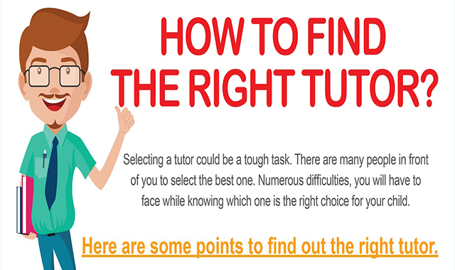 How to Find the Right Tutor?