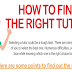 How to Find the Right Tutor? #infographic