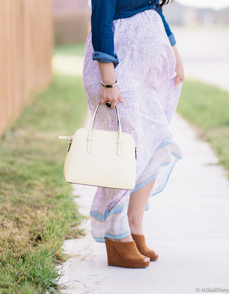Wear Regular Maxi Dresses Instead of Maternity