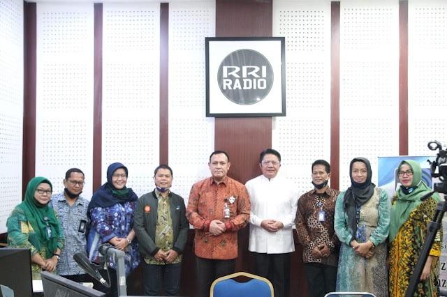 Ketua KPK Salut Gubernur  Sumsel Selamatkan 17.843 Mahasiswa Terancam Putus Sekolah Melalui Dana Bansos