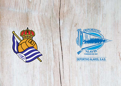 Real Sociedad vs Deportivo Alavés -Highlights 26 September 2019