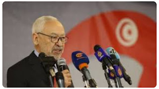 مذيوب: بسبب الكرونا راشد الغنوشي يشارك عن بعد في المؤتمر المخصص لفلسطين بالإمارات