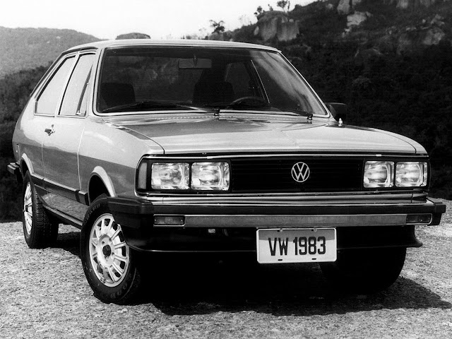VW Passat 1983
