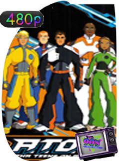 A.T.O.M. Alpha Teens On Machines (2005) Temporada 1 [480p] Latino [GoogleDrive] SilvestreHD