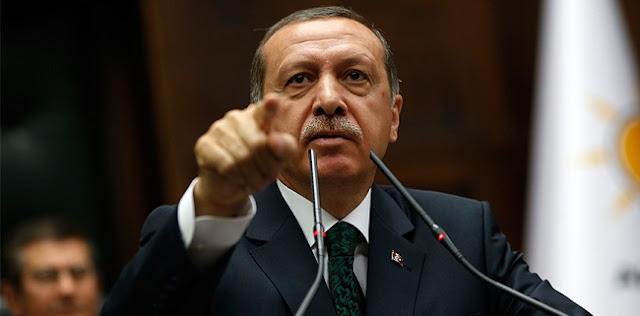 Erdogan Kepada Macron: Jangan Main-main Dengan Orang Turki!