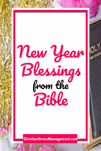 New Year Blessings from the Bible