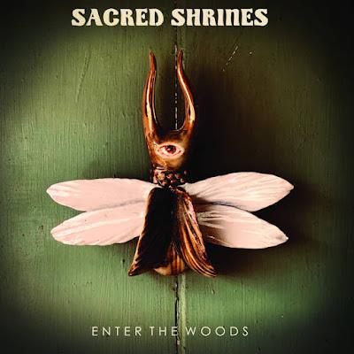 Reseña: Sacred Shrines - Enter the wood (2021)